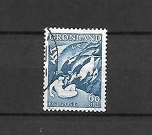GROENLANDIA - 1957/58 - N. 30 - N. 31 - N. 32 USATI (CATALOGO UNIFICATO) - Ohne Zuordnung