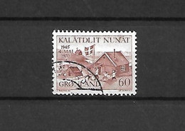 GROENLANDIA - 1970 - N. 64 USATO (CATALOGO UNIFICATO) - Gebraucht