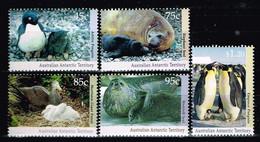 AAT / Territoire Antarctique Australien / Neufs**/MNH**/ 1992 - Faunes Antarctique - Neufs