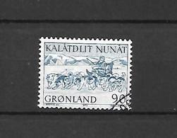 GROENLANDIA - 1972 - N. 68 - N. 69 - N. 70 USATI (CATALOGO UNIFICATO) - Gebraucht