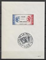 CNEP N° 1A SALON DE LA PHILATELIE DE 1946 Avec Oblitération Du 25/05/1946 - CNEP