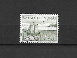 GROENLANDIA - 1974 - N. 75 - N. 76/77 - N. 78/79 USATI (CATALOGO UNIFICATO) - Gebraucht