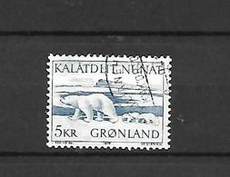 GROENLANDIA - 1976 - N. 84 - N. 85 - N. 86/87 USATI (CATALOGO UNIFICATO) - Gebraucht