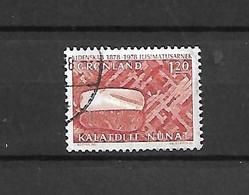 GROENLANDIA - 1978 - N. 93 - N. 94/96 - N. 97 - N. 98 - N. 99 USATI (CATALOGO UNIFICATO) - Gebraucht