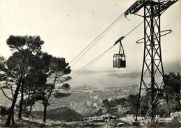 83 - TOULON TELEPHERIQUE - Toulon