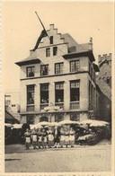 REF4207/ CP-PK Bruxelles (Vieux Bruxelles) Cuperus & Fils Succ L. Van Els Thés-Cafés*Bières - Buffet-Froid  Animée MINT - Cafés, Hôtels, Restaurants