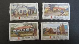1983 Yv 128-131 MNH B46 - Transkei