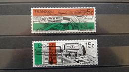 1982 Yv 96-97 MNH B46 - Transkei