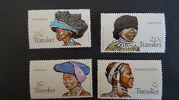1981 Yv 92-95 MNH B46 - Transkei