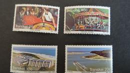 1983 Yv 120-123 MNH B46 - Transkei