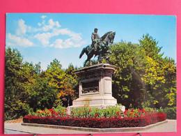 Visuel Très Peu Courant - Italie - Carpi - Monumento A Manfredo Fanti - Très Bon état - R/verso - Carpi