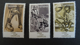 1977 Yv 30-32 MNH B46 - Transkei