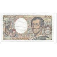 France, 200 Francs, Montesquieu, 1992, TTB, Fayette:70.12b, KM:155e - 200 F 1981-1994 ''Montesquieu''