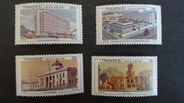 1982 Yv 111-114 MNH B46 - Transkei