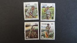 1982 Yv 103-106 MNH B46 - Transkei
