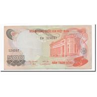 Billet, South Viet Nam, 500 D<ox>ng, KM:28a, TTB+ - Vietnam