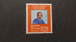 1971 Yv 426+435 MNH B46 - Sri Lanka (Ceylon) (1948-...)