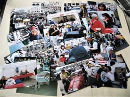 N. 62  FOTOGRAFIE    MILLE  MIGLIA  ANNI   2000 - Automobilismo - F1