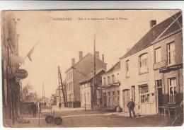 Adinkerke, Rue De La Station Avec Passage A Niveau (pk13768) - De Panne