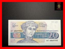 Bulgaria  20 Leva  1991 P. 100  UNC - Bulgaria