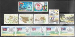 Cocos Islands 1979-80   4 Diff Sets MLH   2016 Scott Value $5.15 - Cocos (Keeling) Islands