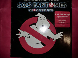 LP33 N°8818 - GHOSTBUSTERS - 206 497 - AE 660 - MADE IN GERMANY -  B.O.F. - Disco, Pop