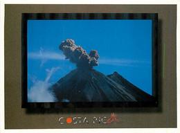 Format - 160 X 115 Mms - Costa Rica - Volcan Arenal - CPM - Carte Neuve - Voir Scans Recto-Verso - Costa Rica