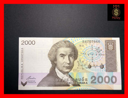 Croatia 2.000 2000 Dinara 1992  P. 23   AU - Croatia