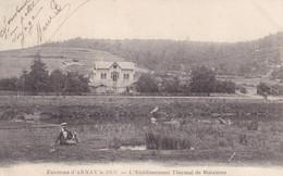 Côte-d'Or - Environs D'Arnay-le-Duc - L'Etablissement Thermal De Maizières - Arnay Le Duc