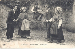 EYGURANDE  La Bourrée - Eygurande