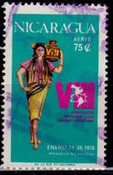 Nicaragua, 1970, Airmail. Inter-American Savings Conf, 75c, Used - Nicaragua