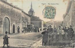 VIGNOT Rue Jeanne D' Arc - Other Municipalities