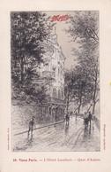 VIEUX PARIS  L'Hôtel Lambert  Pub Maggi - Ohne Zuordnung