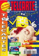 TELCARTE °_ Catalogue N° 18 - Aout  Sept  1999 - 64 Pages - Books & CDs
