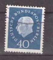 Berlin Michel Nr. 185 Gestempelt - Gebruikt