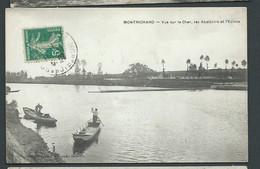 Montrichard - Vue Sur Le Cher, Les Abattoirs Et L'écluse   -  Obe3671 - Montrichard