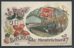 Un Bonjour De Montrichard   -  Obe3676 - Montrichard