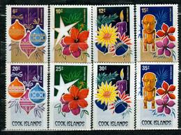 Cook Islands 1979 Mi 629-636 Christmas 1979 - MNH - Cook Islands