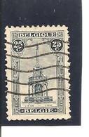 Bélgica - Belgium - Yvert 164 (usado) (o) - Used Stamps