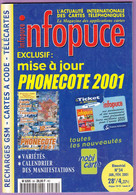 INFOPUCE °_ N° 34 - Janv-Fév 2001 - 66 Pages - Books & CDs