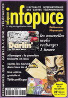 INFOPUCE °_ N° 36 - Mai - Juin 2001 - 66 Pages - Books & CDs
