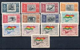 R1-1 Bolivie N° 319 à 331 **  A Saisir !!! - Bolivia