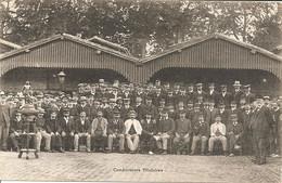 TOULOUSE FETE DE FAMILLE DE FIRMIN PONS A L ADMINISTRATION DES TRAMWAYS  EN 1910 CONDUCTEURS TITULAIRES - Toulouse
