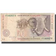 Billet, Afrique Du Sud, 20 Rand, KM:124a, TB+ - South Africa