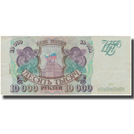 Billet, Russie, 10,000 Rubles, 1993, KM:259a, TTB - Russland