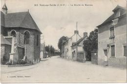 VERN SUR SEICHE - La Route De Rennes (Hôtel De La Grande Maison) - Otros Municipios