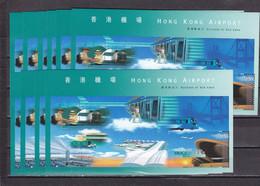 Hong Kong Hb 58 - 10 Hojas - Blocs-feuillets