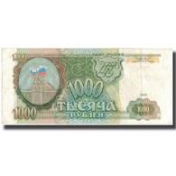 Billet, Russie, 1000 Rubles, 1993, KM:257, TTB+ - Russland