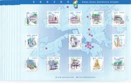 Hong Kong Hb 64 - 10 Hojas - Blocs-feuillets