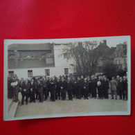 CARTE PHOTO DOULLENS ANIMEE - Doullens